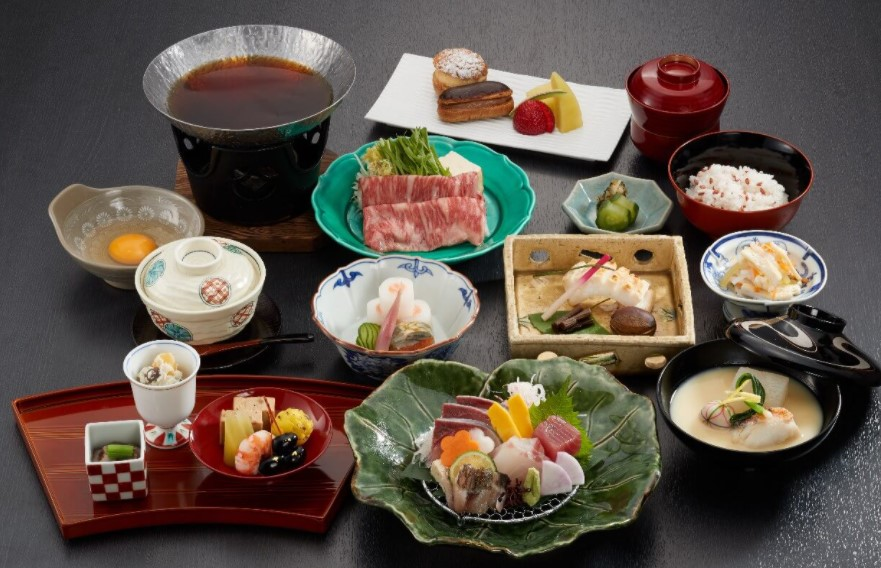 A Review of Some Most Famous Japanese Food